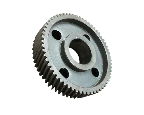 机械下料机的铸件大齿轮